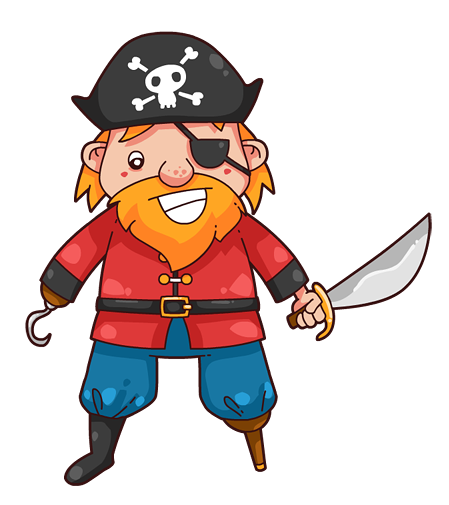clipart royalty free stock Snowboard clip art pirate. Supermarket clipart boys