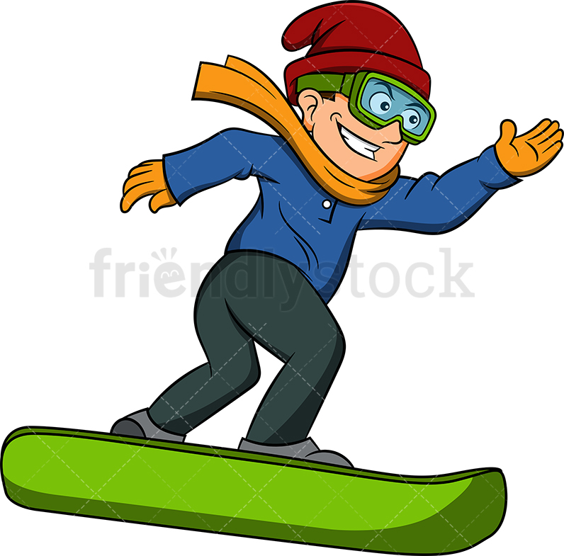 svg freeuse download Free cartoon download clip. Snowboard clipart printable