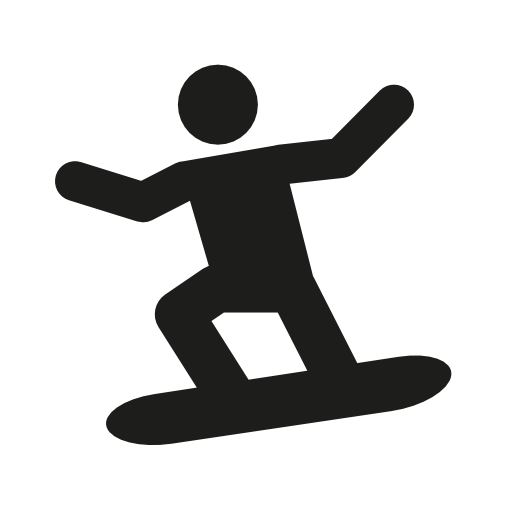 clip black and white download Skiing PNG Free Download