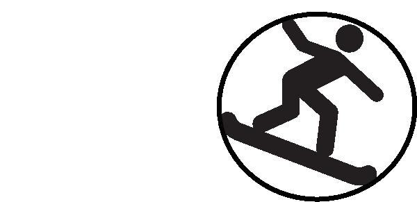 clip free stock Snowboard clipart vector