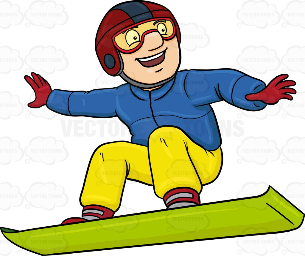 clipart transparent download Free download best . Snowboarders clipart animated