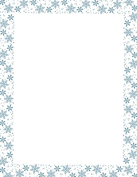 banner freeuse Frame cliparts download clip. Free snowflake clipart borders