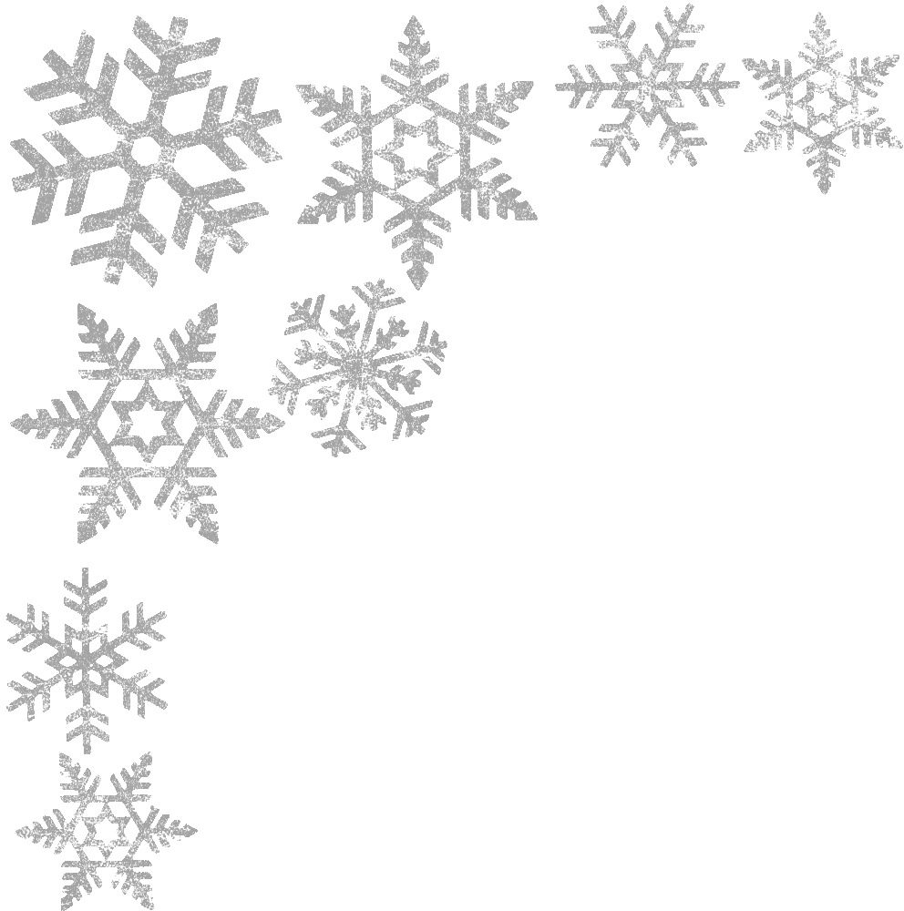clip download Snowflake clipart borders. Snowflakes png web icons