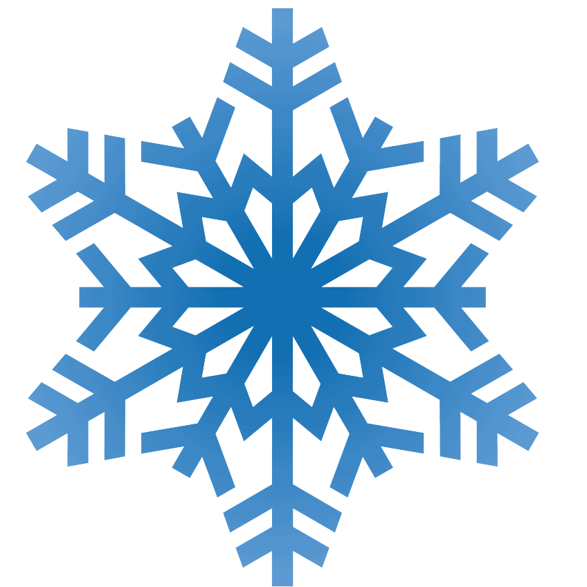 image transparent library Snowflakes transparent background free. Snowflake clipart