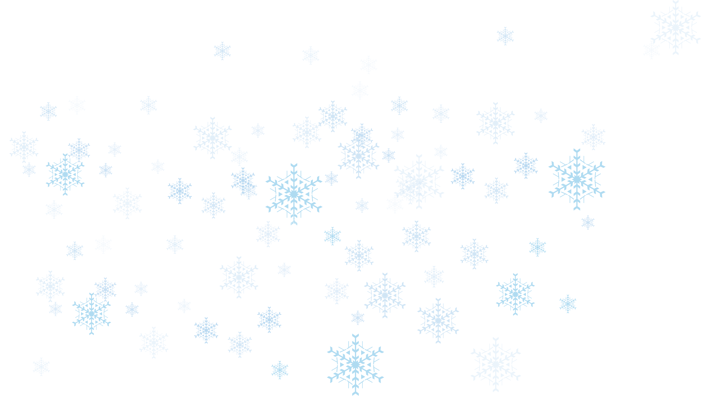 png black and white download Snowflake clipart borders.  collection of transparent