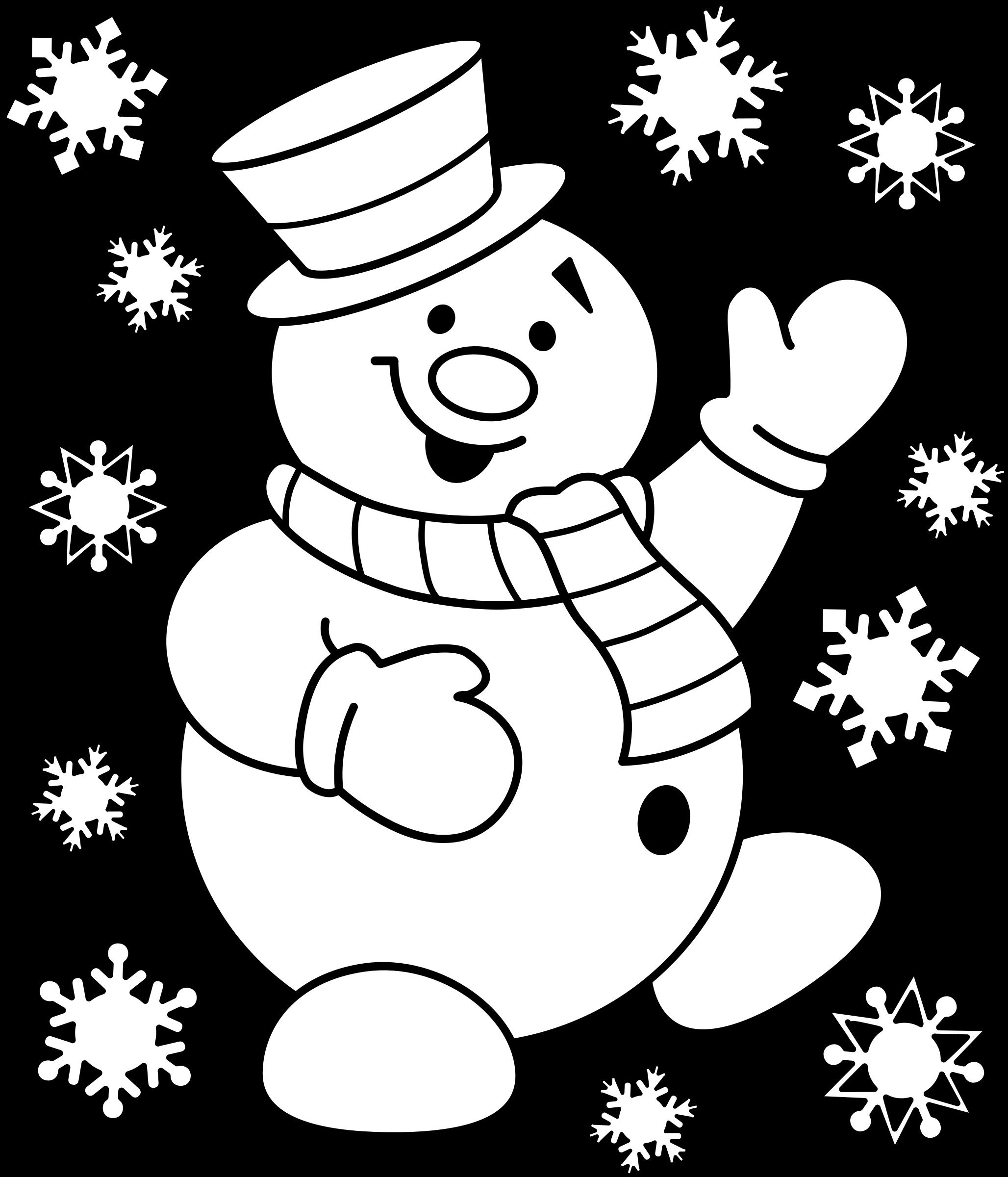 banner library Snowman black and white snowman black and white navishta sketch