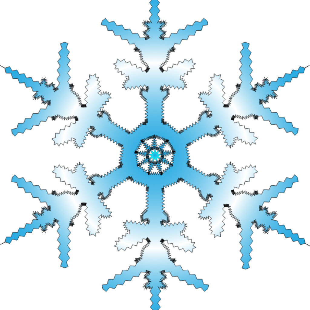 transparent stock Snowflake free cupcake hatenylo. Snowflakes clipart borders