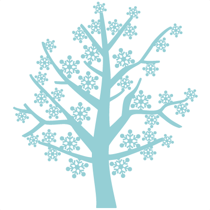 png royalty free library Snowflake wreath clipart. Silhouette at getdrawings com