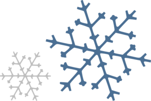black and white stock Clip art at clker. Snowflakes clipart.