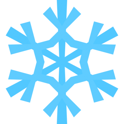 svg free download Snowflakes light blue on. Free snowflake clipart borders