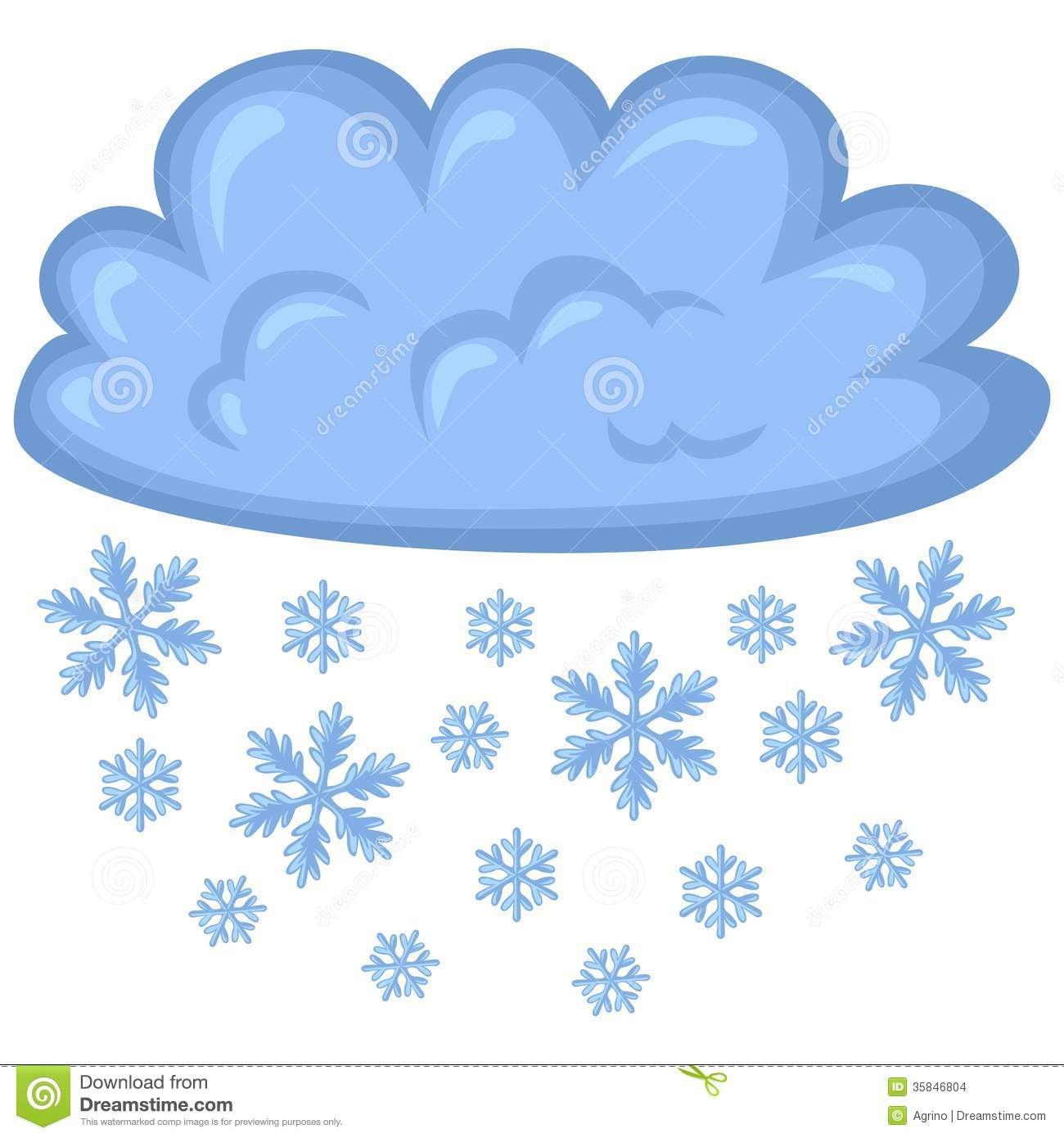 image freeuse stock  clipartlook. Snowing clipart