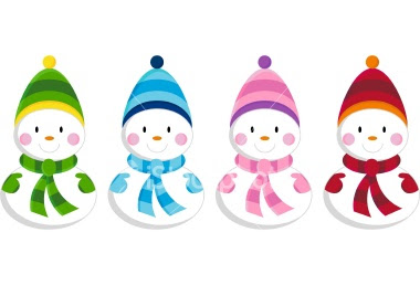 clipart black and white Snowman border clipart. Clip art library
