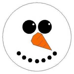graphic royalty free download Free yahoo image . Snowman face clipart black and white