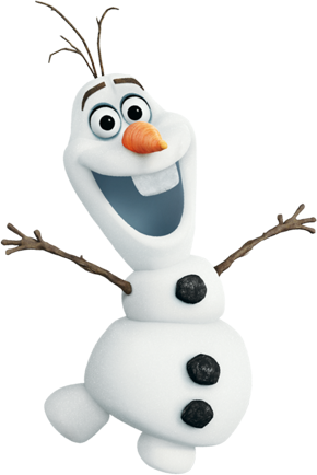 clipart free library olaf png