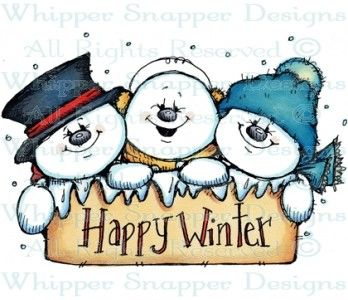 clip art library library Snowmen clipart canvas. Happy winter images rubber.