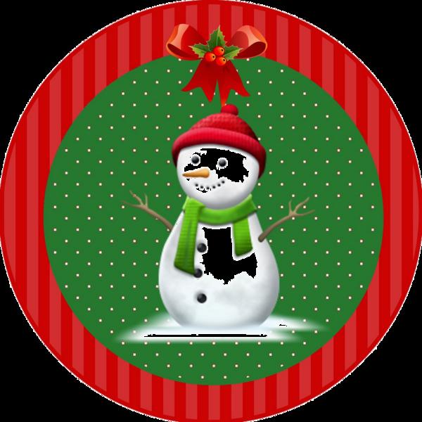 clip art bonhomme de neige