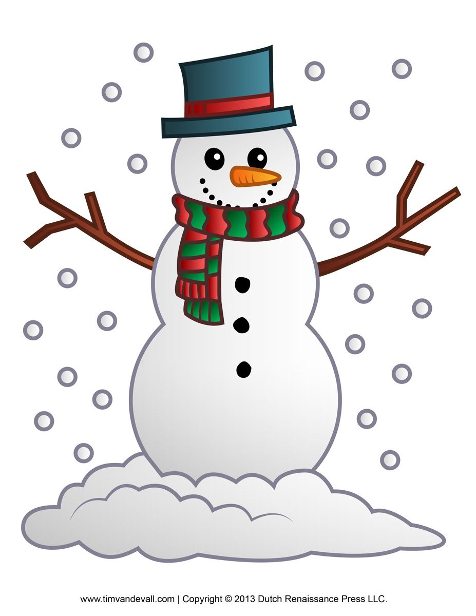 svg Snowman clipart. Dog icon graphics illustrations.
