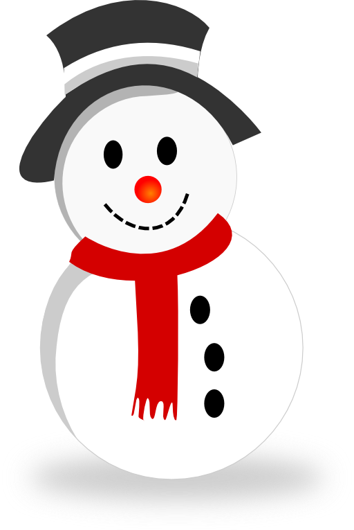 clipart royalty free Snowman Clipart