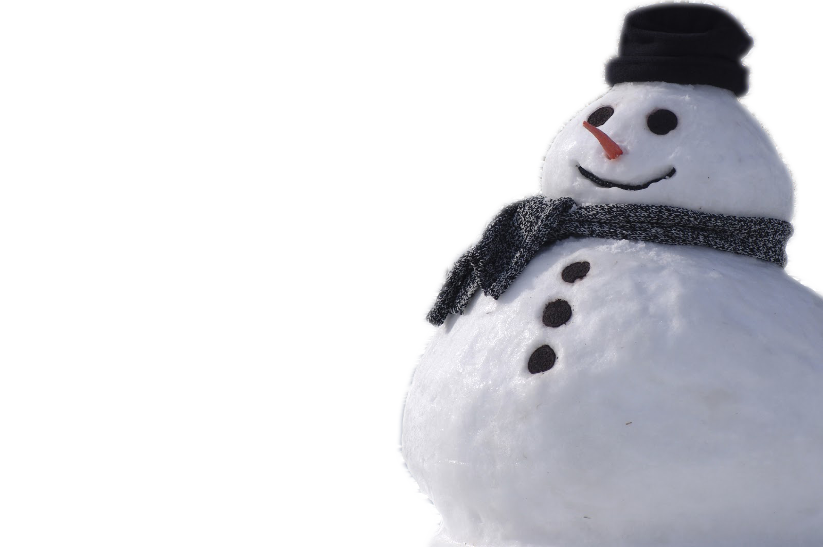 banner royalty free Real Snowman PNG