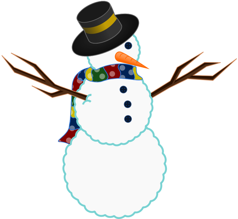 vector download Frosty The Snowman Clipart at GetDrawings
