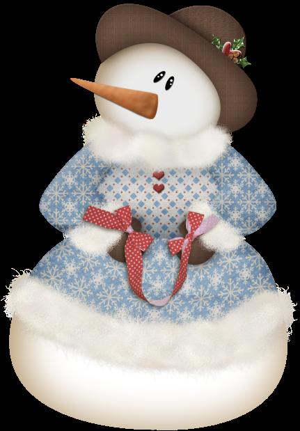 svg freeuse download SnowWoman