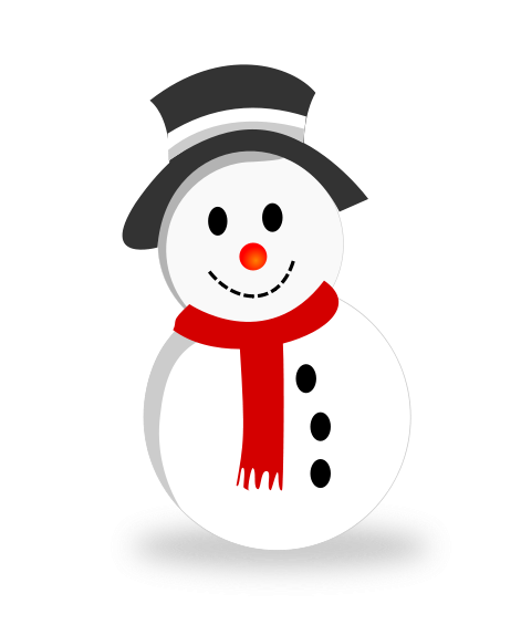 clipart royalty free library snowmen clipart summer #83633606