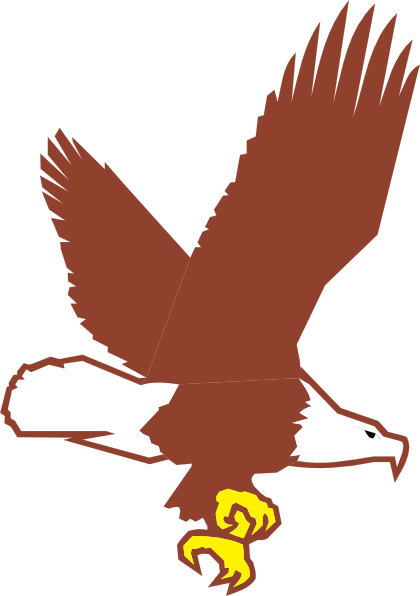 png freeuse Soaring Eagle Clipart Black And White