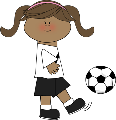 vector transparent library Soccer clip art images. Kids playing kickball clipart