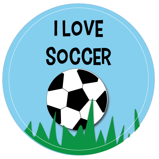 png library download Kids soccer clipart. Free fresh design love