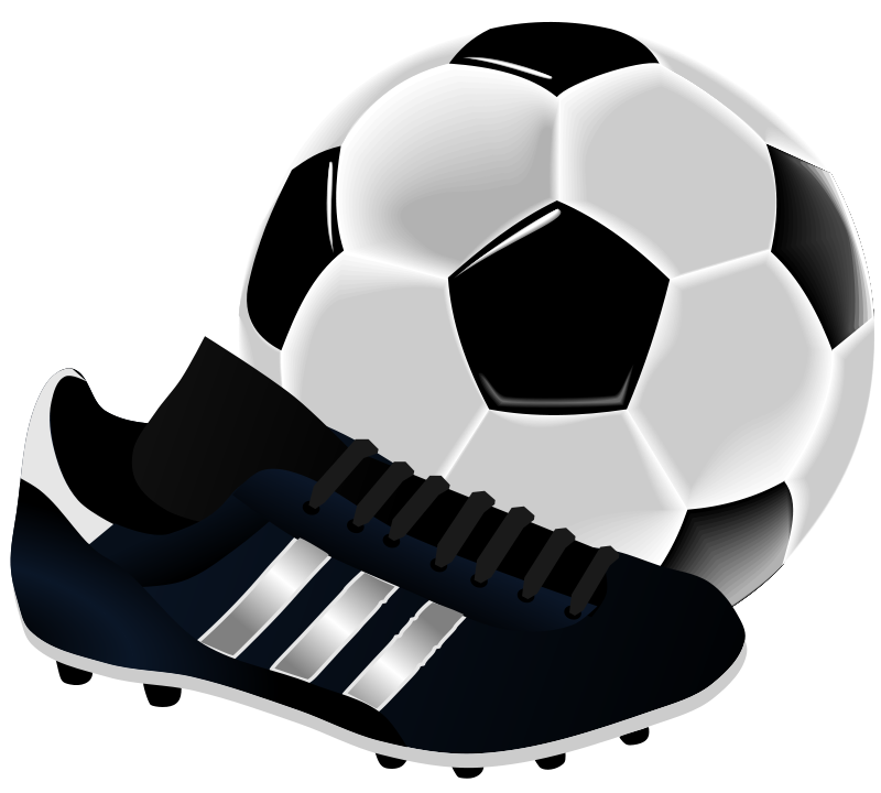 clip royalty free Kids soccer clipart. Sports theme teaching parties