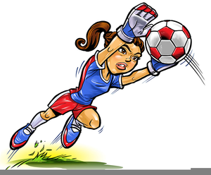 png royalty free stock Soccer goalie clipart. Girl free images at