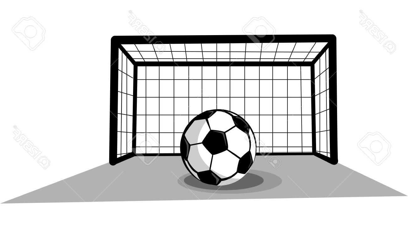 vector download Soccer goalie clipart. Best black and white