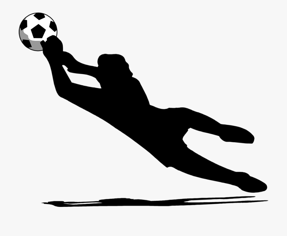 clip art library Free stock photos . Soccer goalie clipart