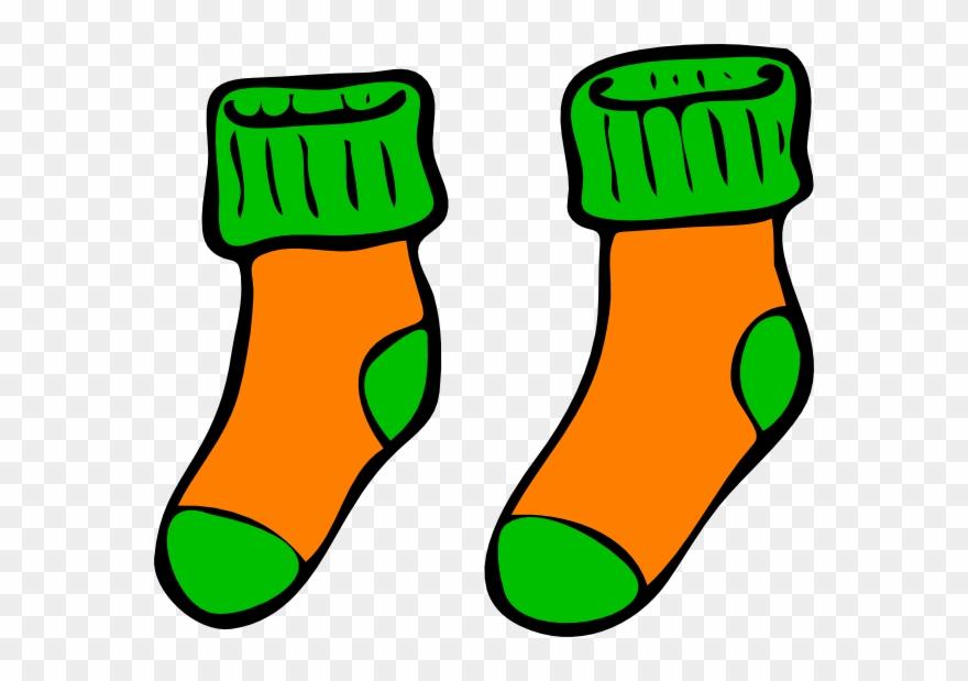 image free stock Sock clipart. Pattern transparent background socks.