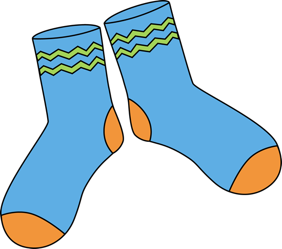 banner royalty free download Long socks . Mitten clipart sock.