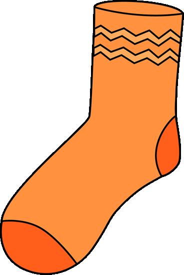 png free Mitten clipart sock. Clip art images orange.