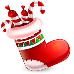 svg freeuse stock Christmas Sock