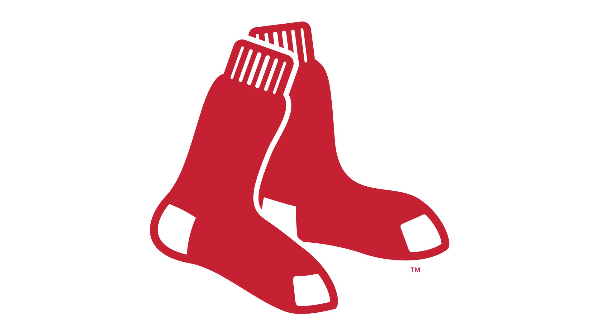 vector transparent Boston Red Sox Logo