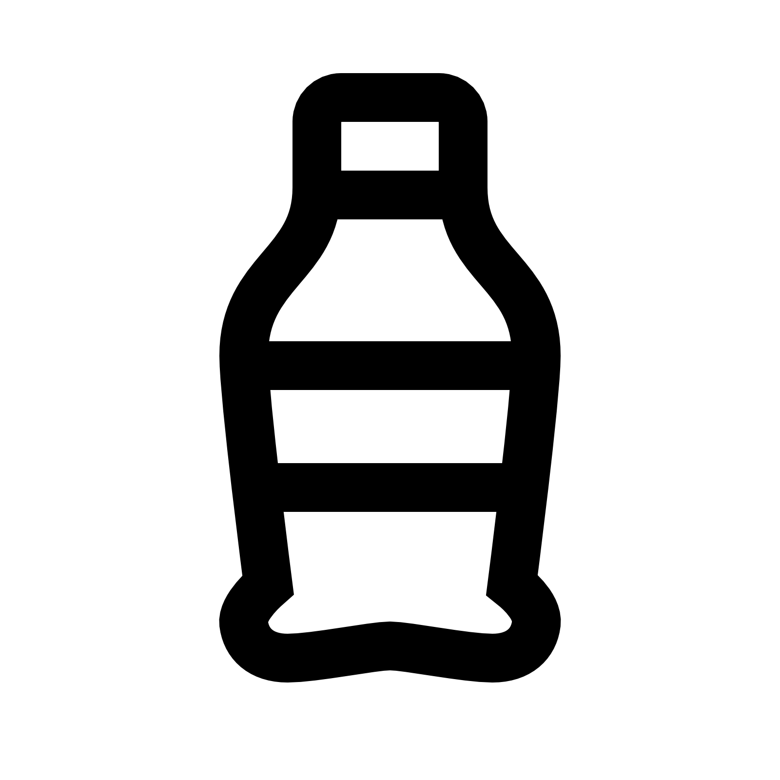 jpg free stock Soda clipart black and white.  pictures of bottle