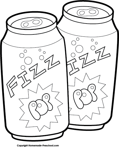 vector transparent download  collection of cans. Soda clipart black and white