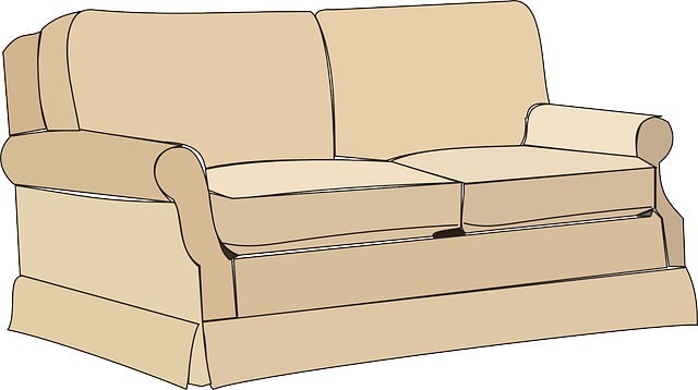 banner free stock Sofa clipart canape
