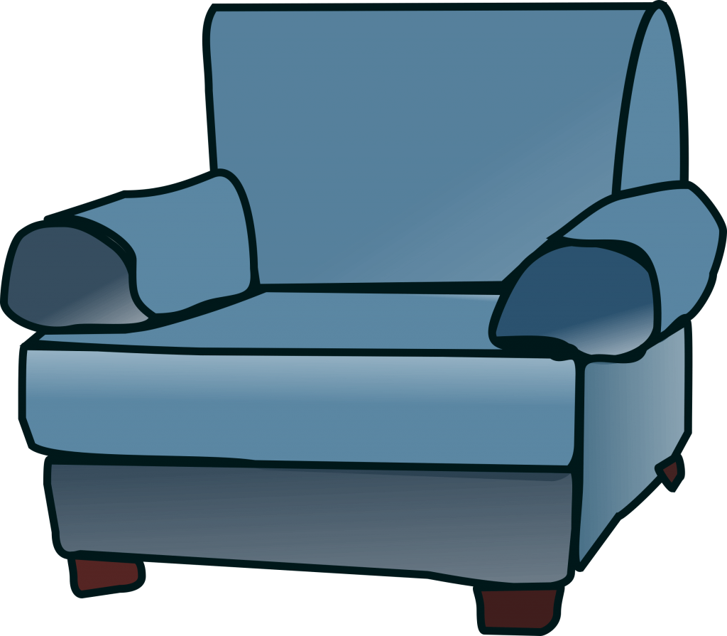 png freeuse Clipart chair comfy chair