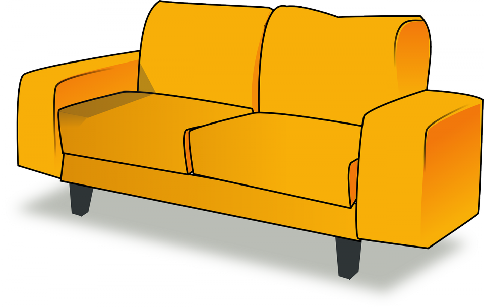 banner freeuse download Sofa clipart couch to