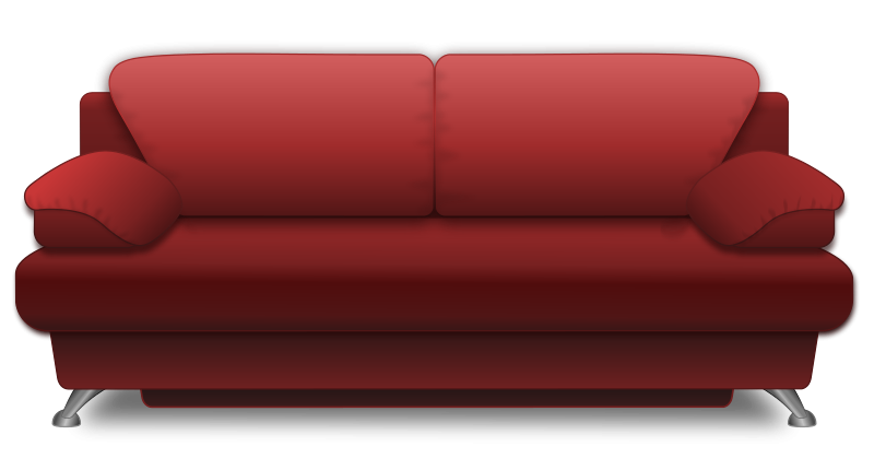 jpg transparent Sofa clipart