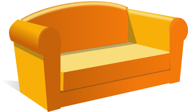 clip art free download Sofa Clipart at GetDrawings