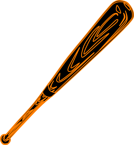 graphic library stock Baseball Bat Svg Clip Art at Clker