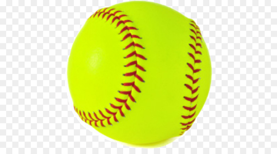 clip art library library Softball clipart. Background yellow ball .