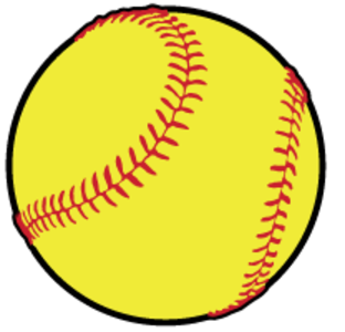 svg black and white stock  collection of transparent. Softball clipart.