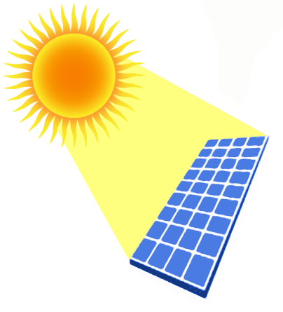 graphic black and white stock Solar Clipart
