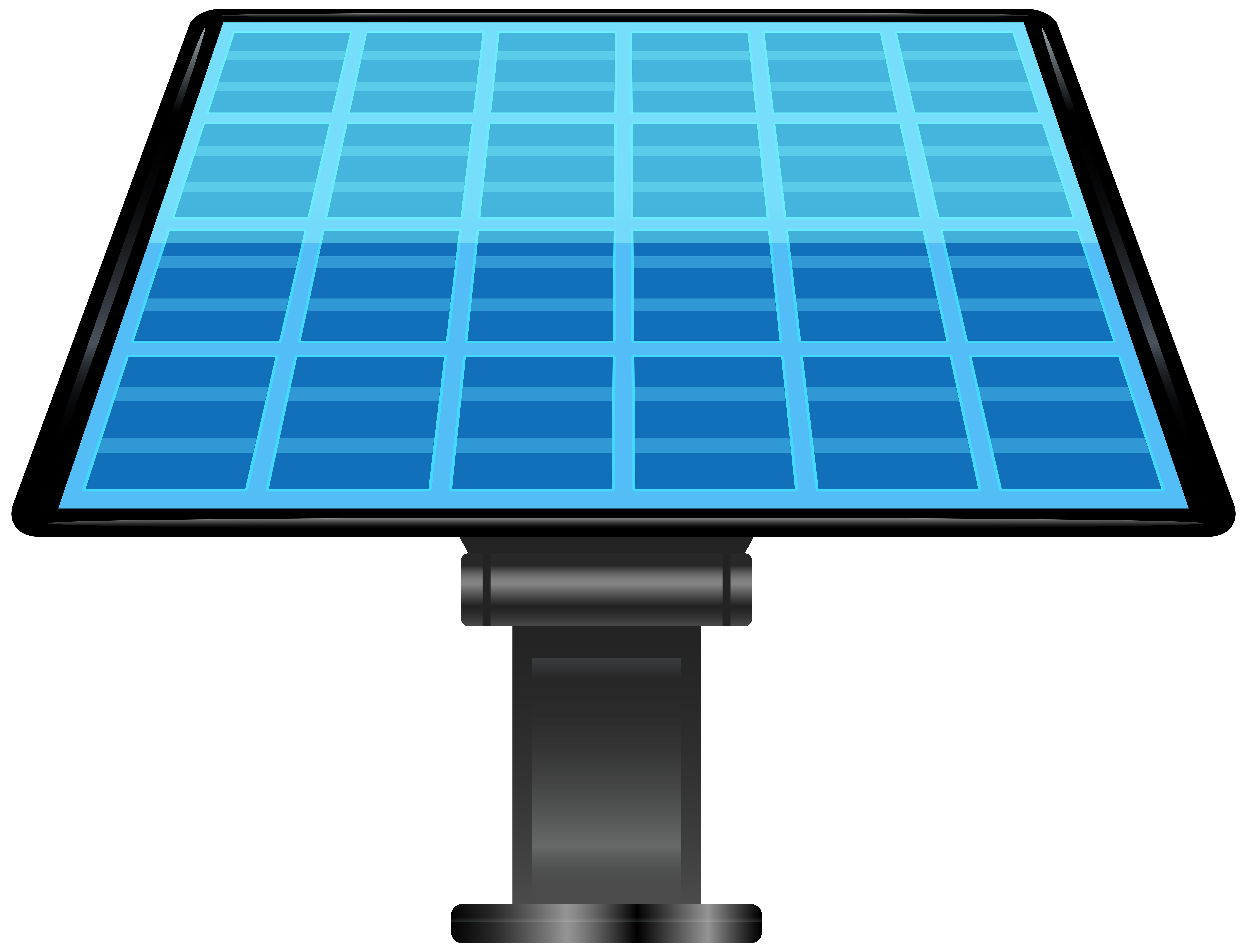 vector transparent stock Solar clipart. Panel png clip art